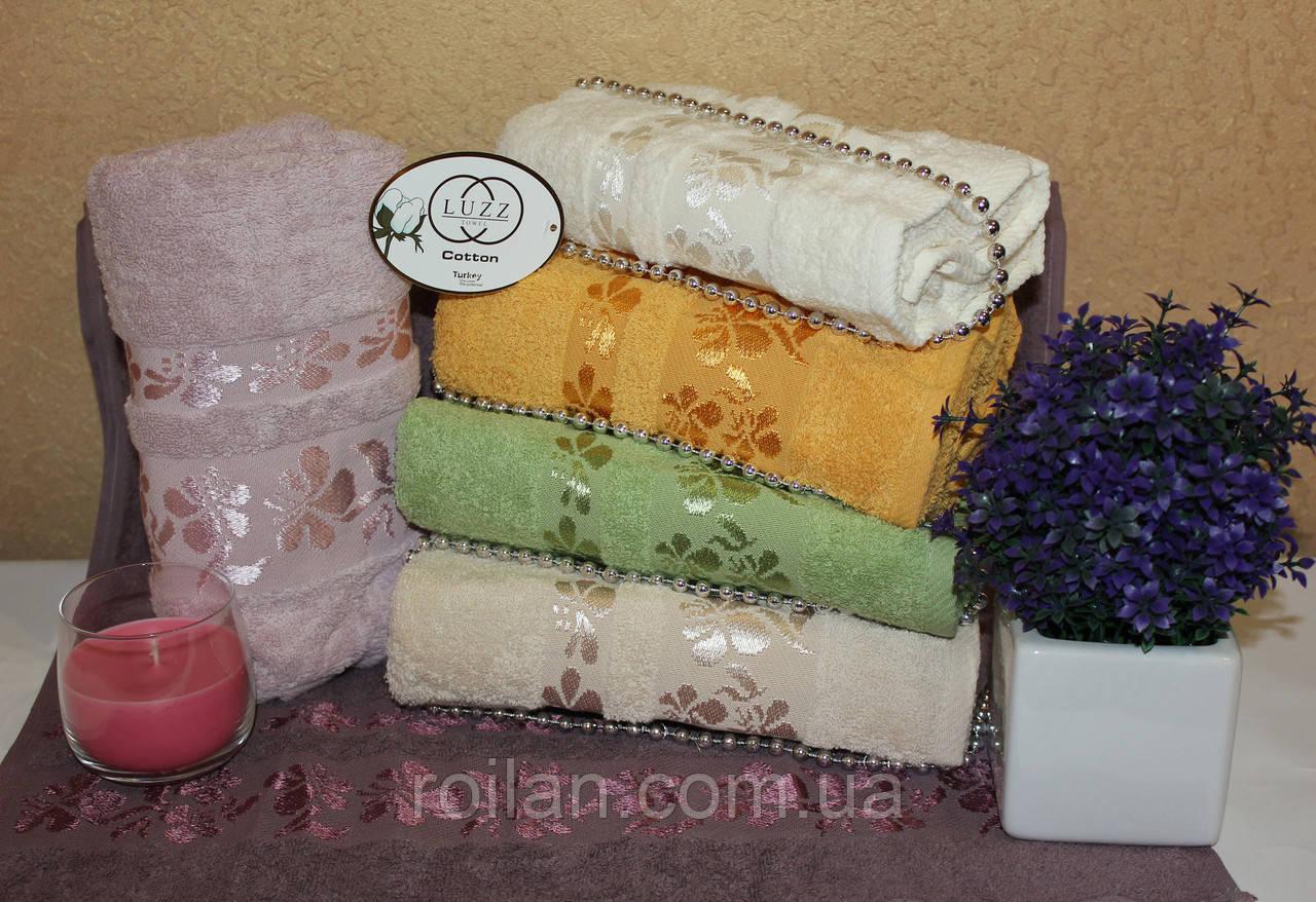Метровые турецкие полотенца Cicec
