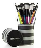 Кисти для макияжа BH Cosmetics 10 pc Pop Art Brush Set, фото 1