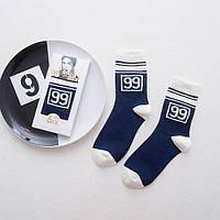 Высокие носки 99
