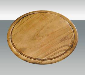Доска деревянная для пиццы ДП420