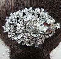 Украшения для волос кристалл
