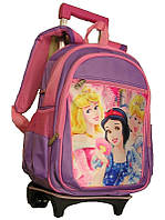 Рюкзак на колесах для девочки BigBag Princess
