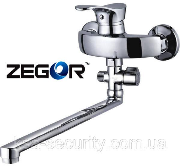 Смеситель для ванны ZEGOR GSN-А135 (Зегор)