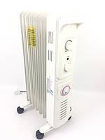 Масляный обогреватель 1.5 кВт, 7 секций (HD943-7TQ)
