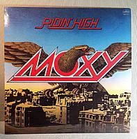 CD диск Moxy - Ridin' High