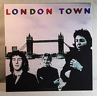CD диск Paul McCartney and Wings - London Town, фото 1