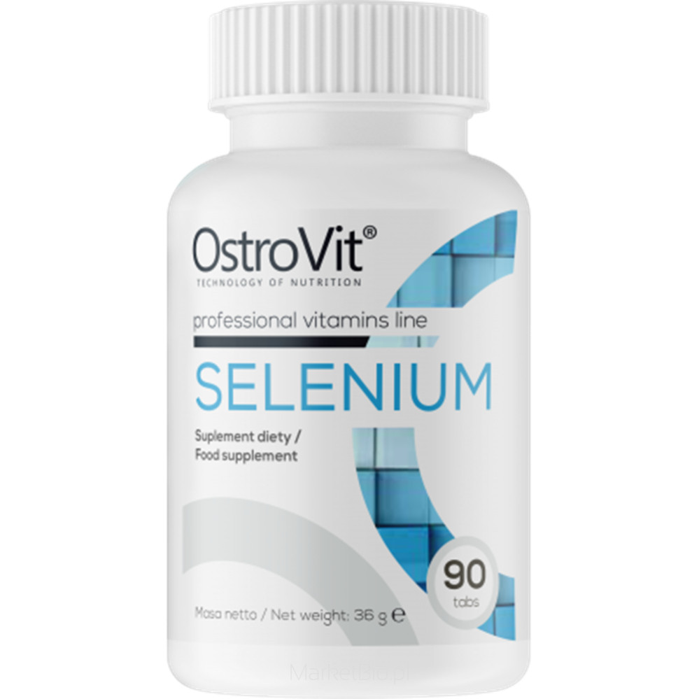 Селен Selenium Ostrovit 90 tabs