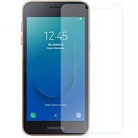 Защитное стекло Ultra Tempered Glass 0.33mm (H+) для Samsung Galaxy J2 Core (2018) (в упаковке) Прозрачное