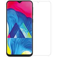 Защитная пленка Nillkin Crystal для Samsung Galaxy A10 / M10 Анти-отпечатки