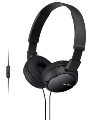 Гарнитура Sony MDR-ZX110AP Black