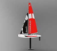 Яхта на радиоуправлении VolantexRC V791-1 Compass, 650мм Rtr - 139910
