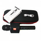 Bluetooth микрофон Karaoke V8 Черный, фото 5