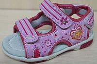 Босоножки и сандалии на девочку, детская летняя обувь, спортивная модель тм Tom.m р.20