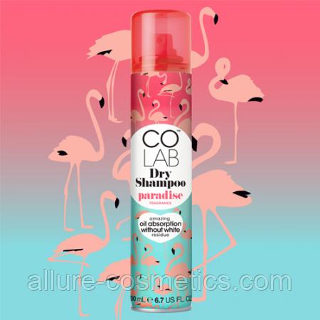 Сухий шампунь COLAB Paradise Dry Shampoo