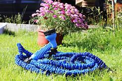 Поливочный шланг Magic Hose 15 метров X hose