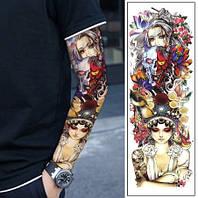 """Временные татуировки на руку. Купить """"ФЛЕШ-ТАТУ"""" в интернет магазине недорого Украина."""