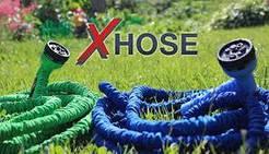 Саморастягивающийся шланг X HOSE 45 метров