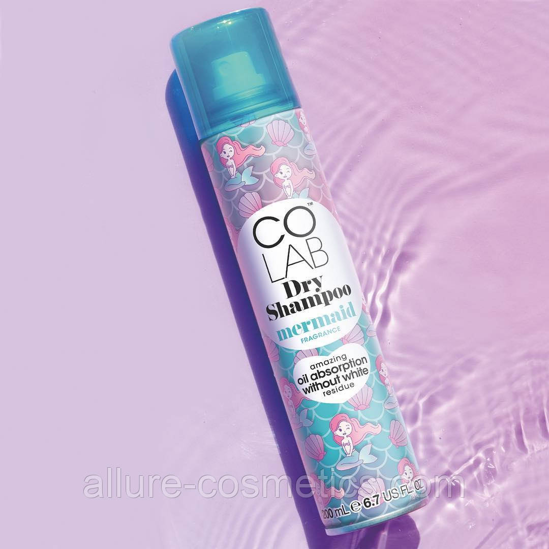 Сухой шампунь COLAB Mermaid Dry Shampoo