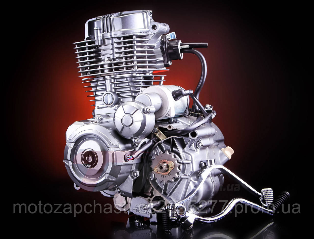 Двигатель VIPER 4T CG250 (167FMM)  EVO