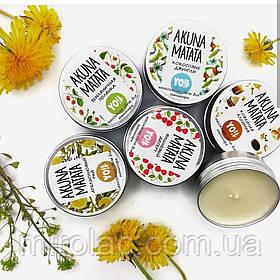 Массажное масло YOnails, массажные свечки
