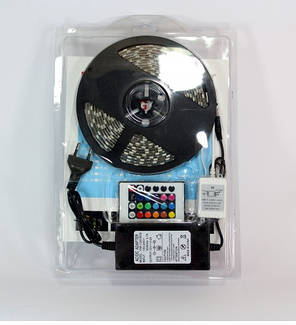 Светодиодная Led лента 5050 Rgb, фото 2