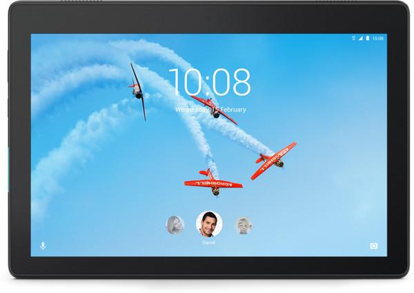 Планшет Lenovo Tab E10 TB-X104L 4G 2/16GB чёрный