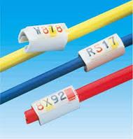 Клипсы для маркировки кабеля и провода 3M™ серии 301-304 – Snap-on Sleeves