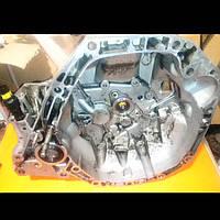 8 200 166 684 Передняя часть кпп б.у рено канго клио симбол сценк Renault kangoo scenic Clio simbl