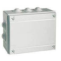Коробка ответвительная DKC 190*140*70 с кабельными вводами. IP55