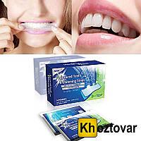Отбеливающие полоски для зубов 3D Advanced Teeth Whitening Strips