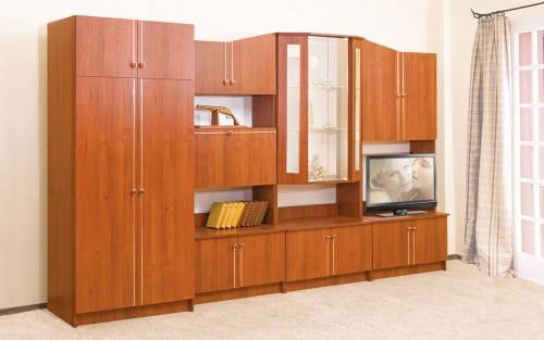 Cтінка для вітальні (гостиная) Оскар Світ Меблів