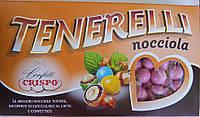 Конфеты Crispo Tenerelli Rosa alla nocciola , 1kg