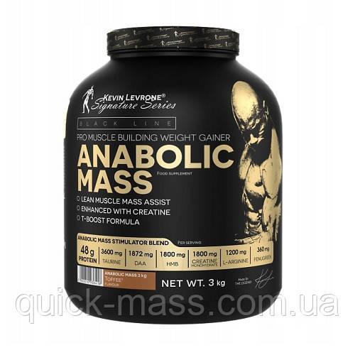 Гейнер Kevin Levrone Anabolic Mass 3kg