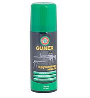 Масло оружейное Gunex 50 мл