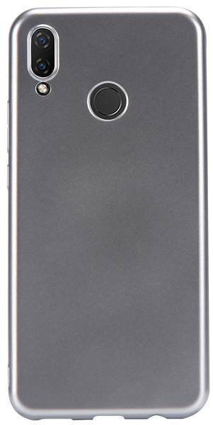 Накладка T-PHOX Huawei P smart Plus - Crystal (Silver)