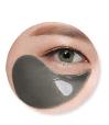 Гидрогелевые патчи с экстрактом чёрного жемчуга EYENLIP Hydrogel Eye Patch Black Pearl, фото 3