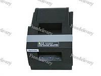 Термопринтер, POS, чековый принтер с автообрезкой Xprinter XP-Q90EC 58мм, фото 1