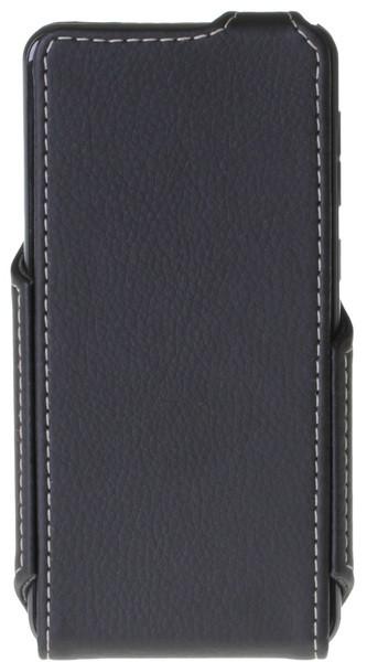 Чехол флип Red Point ERGO B504,  ERGO B505, Bravis 509 - Flip Case Black