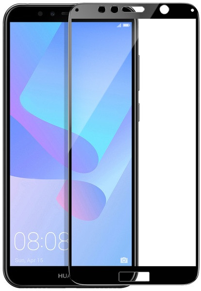 Защитное стекло T-PHOX Huawei Y6 2018 Black