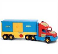 Контейнеровоз Wader  Вадер super truck, киев, фото 1