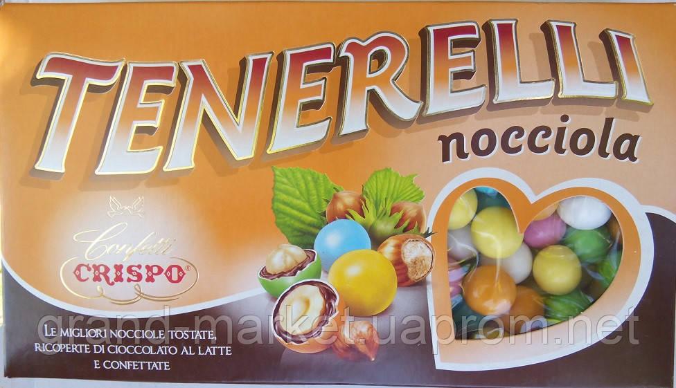 Конфеты Crispo Tenerelli alla nocciola , 1kg
