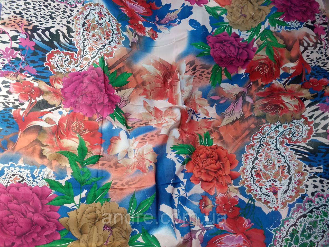 Шелковый платок Гармония