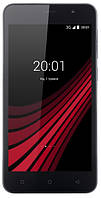 Смартфон ERGO B505 Unit 4G Dual Sim Black