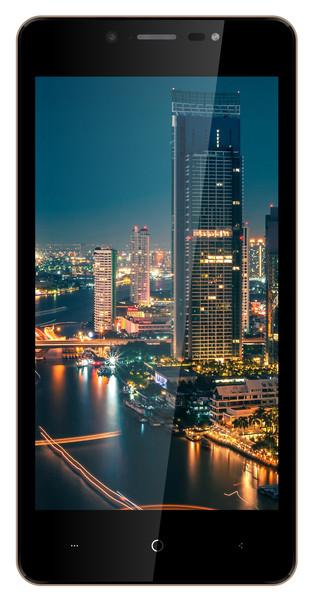 Смартфон Bravis A511 Harmony Dual Sim Gold