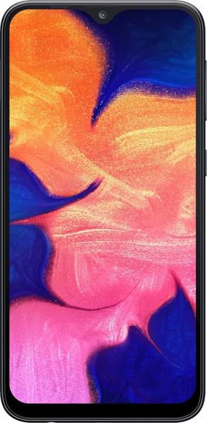 Смартфон Samsung Galaxy A10 2/32GB Black