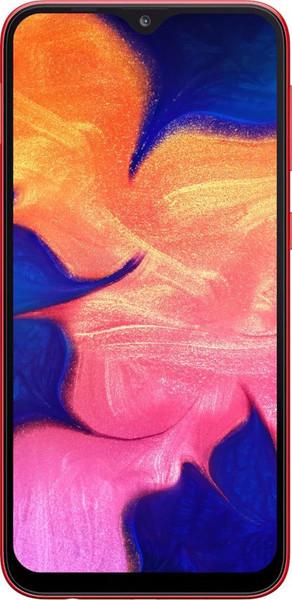 Смартфон Samsung Galaxy A10 2/32GB Red