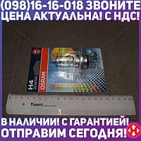 ⭐⭐⭐⭐⭐ Лампа фарная H4 12V 60/55W P43t ULTRA LIFE 1шт.blister (пр-во OSRAM) 64193ULT-01B