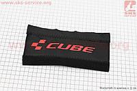 Защита пера на липучке, черная Cube