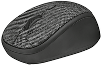 Мышь Trust YVI Fabric Wireless Mouse Black, фото 1