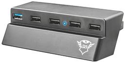 USB-хаб Trust GXT 219 для PS4 Slim